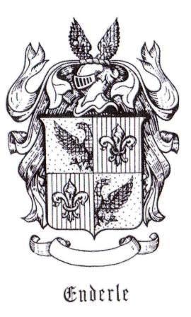 Enderle Coat of Arms